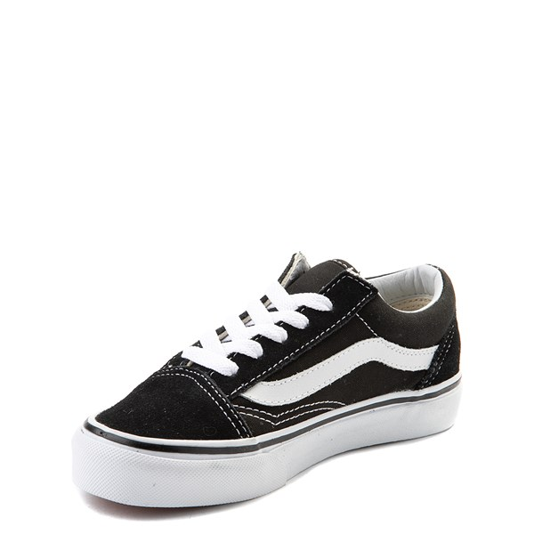alternate image alternate view Vans Old Skool Skate Shoe - Little Kid / Big KidALT3