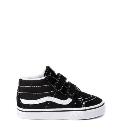 Main view of Vans Sk8 Mid V Skate Shoe - Baby / Toddler
