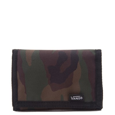 Main view of Vans Camo Trifold Wallet