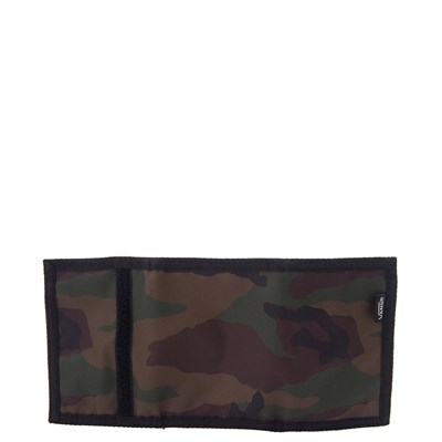 Alternate view of Vans Camo Trifold Wallet - Green