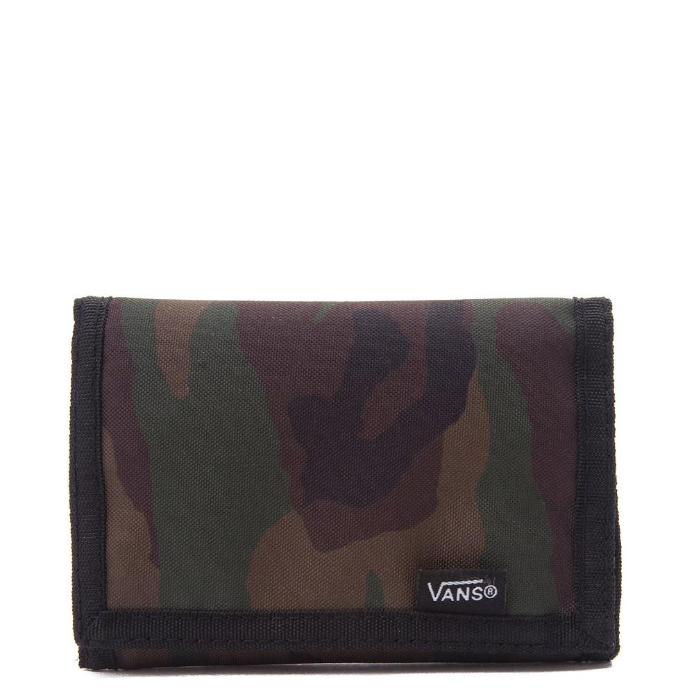 Vans Camo Trifold Wallet