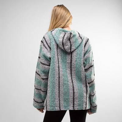 Alternate view of Womens Baja Poncho