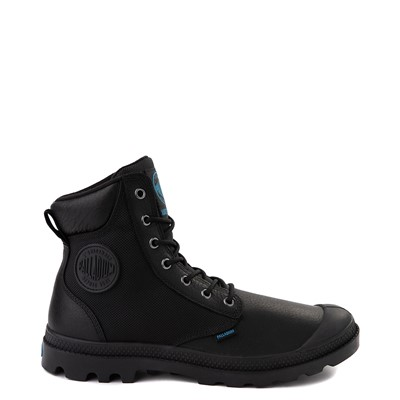 Main view of Mens Palladium Pampa Cuff Waterproof Boot