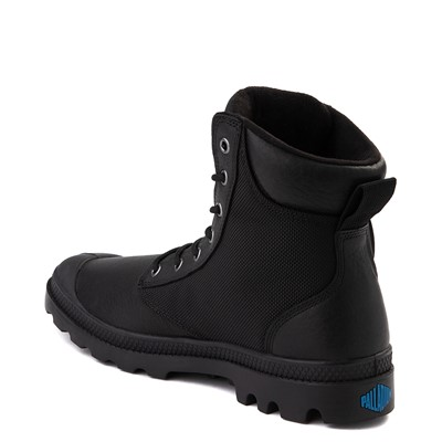Alternate view of Mens Palladium Pampa Cuff Waterproof Boot
