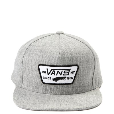 Main view of Vans Full Patch Snapback Cap