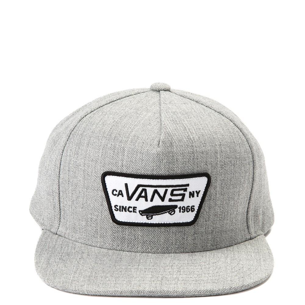 Vans Full Patch Snapback Cap