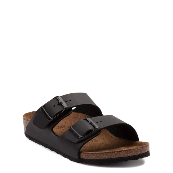 alternate image alternate view Birkenstock Arizona Sandal - Little Kid - BlackALT1