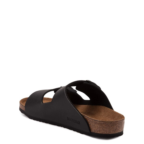 alternate image alternate view Birkenstock Arizona Sandal - Little Kid - BlackALT2