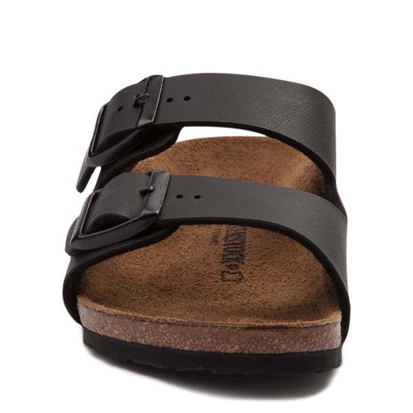 alternate image alternate view Birkenstock Arizona Sandal - Little Kid - BlackALT4