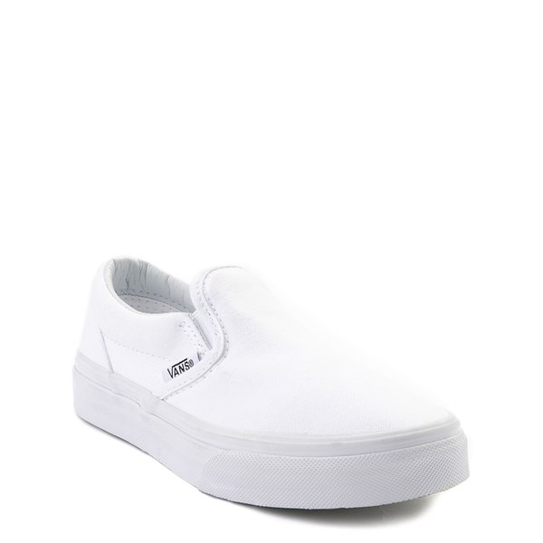 alternate image alternate view Vans Slip On Skate Shoe - Little Kid / Big KidALT1