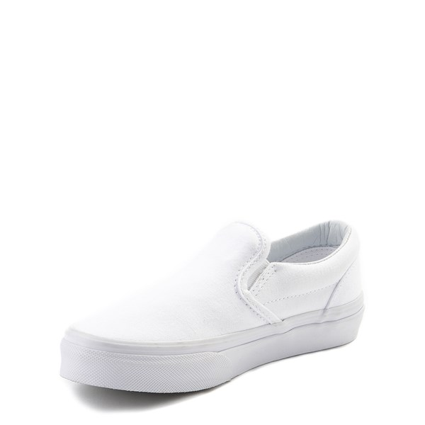 alternate image alternate view Vans Slip On Skate Shoe - Little Kid / Big KidALT3