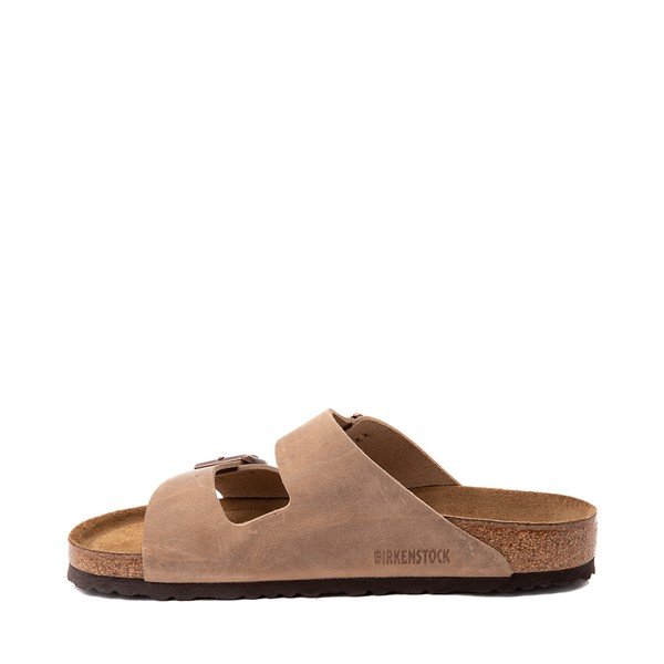 alternate image alternate view Mens Birkenstock Arizona Soft Footbed Sandal - TobaccoALT1