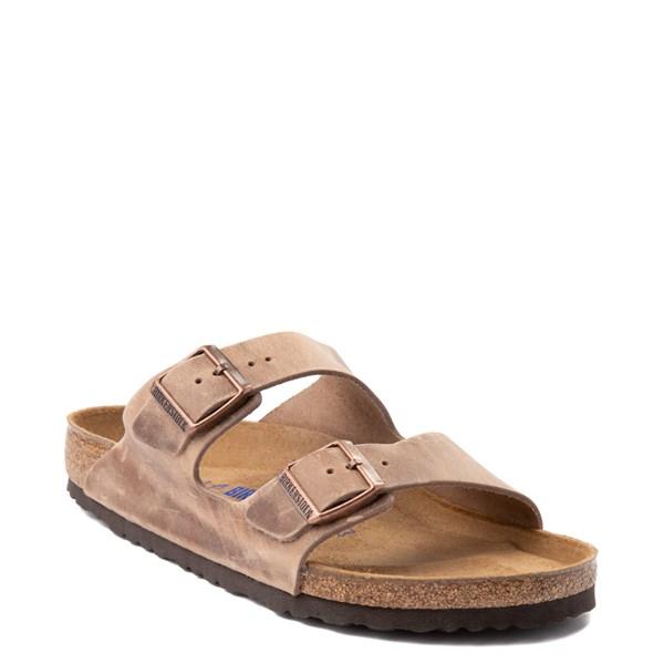alternate image alternate view Mens Birkenstock Arizona Soft Footbed SandalALT1