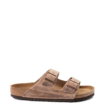 Main view of Mens Birkenstock Arizona Soft Footbed Sandal