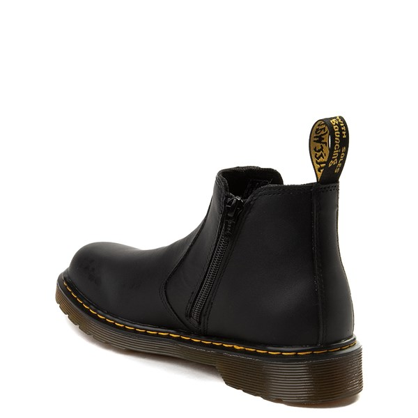 alternate image alternate view Dr. Martens Banzai Chelsea Boot - Little KidALT2