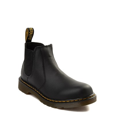 Alternate view of Dr. Martens Banzai Chelsea Boot - Little Kid - Black