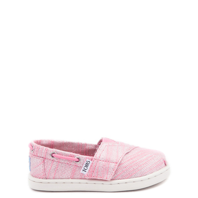 Main view of TOMS Bimini Lurex Casual Shoe - Toddler / Little Kid