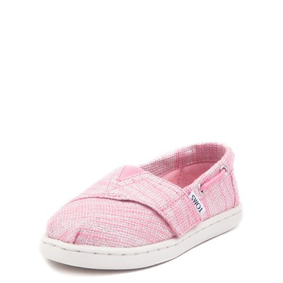Alternate view of TOMS Bimini Lurex Casual Shoe - Toddler / Little Kid