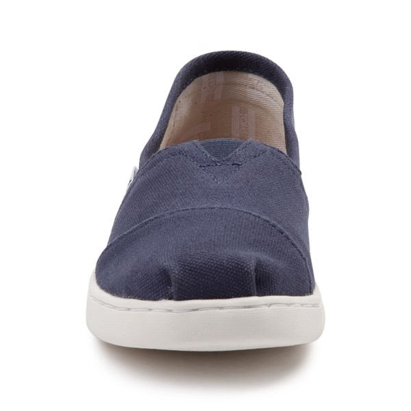 alternate image alternate view TOMS Classic Slip On Casual Shoe - Little Kid / Big KidALT4