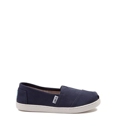 Main view of TOMS Classic Slip On Casual Shoe - Little Kid / Big Kid