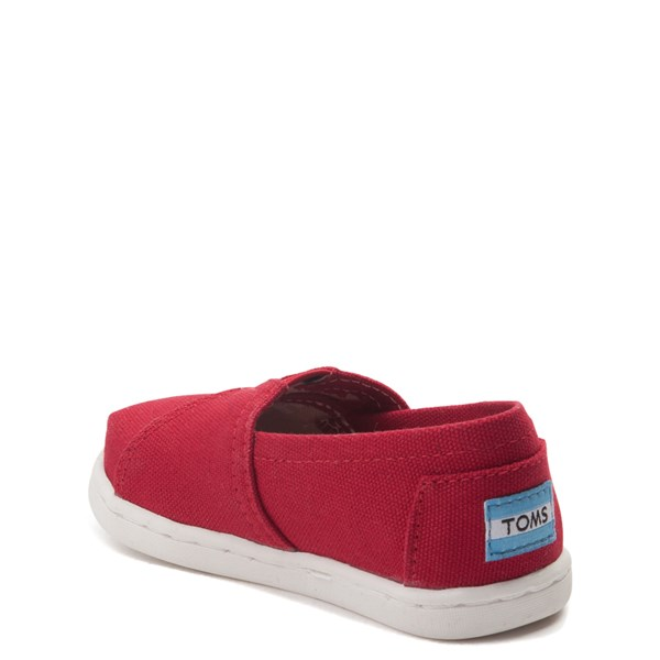 alternate image alternate view TOMS Classic Slip On Casual Shoe - Baby / Toddler / Little KidALT2
