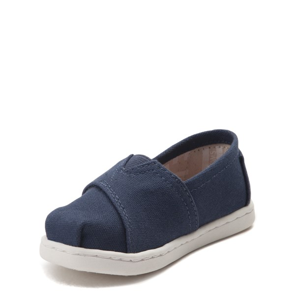 alternate image alternate view TOMS Classic Slip On Casual Shoe - Baby / Toddler / Little KidALT3