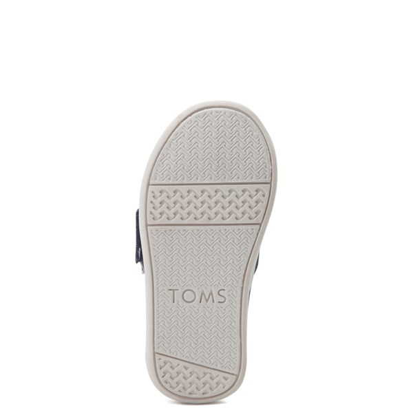alternate image alternate view TOMS Classic Slip On Casual Shoe - Baby / Toddler / Little KidALT5