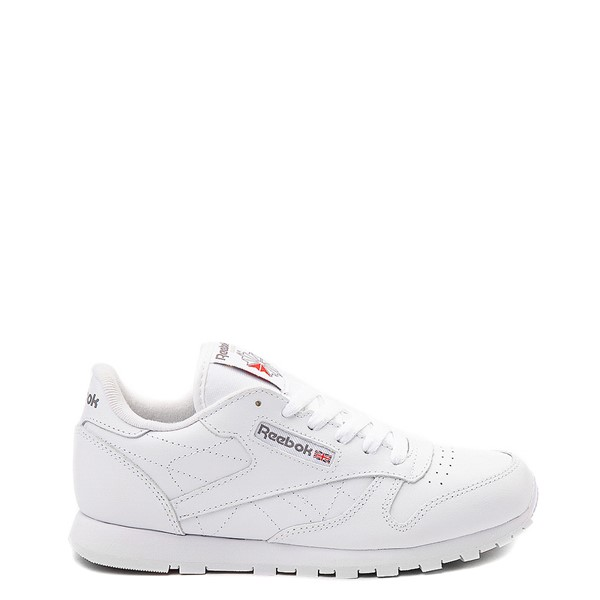 Main view of Womens Reebok Classic Athletic Shoe - White