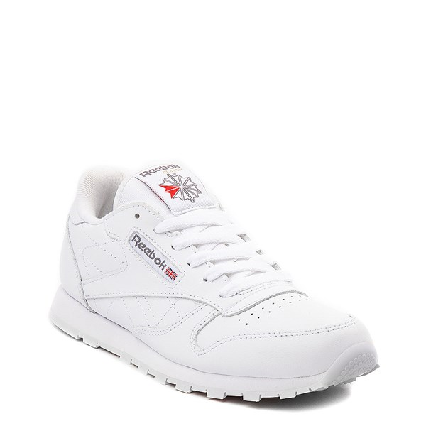 alternate image alternate view Womens Reebok Classic Athletic Shoe - WhiteALT1