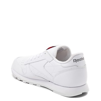 Alternate view of Womens Reebok Classic Athletic Shoe - White