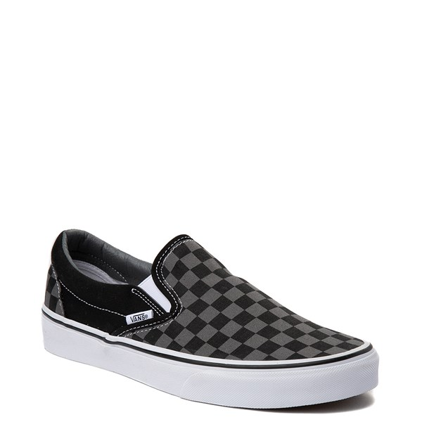 alternate image alternate view Vans Slip On Chex Skate ShoeALT1