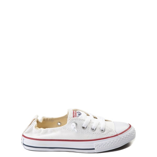 Main view of Converse Chuck Taylor Shoreline Sneaker - Little Kid - White