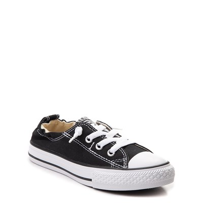 Alternate view of Converse Chuck Taylor Shoreline Sneaker - Little Kid - Black