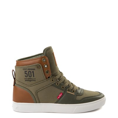 Main view of Mens Levi's 501® Mason Hi Casual Shoe