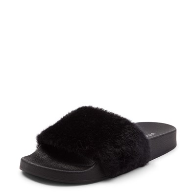 Alternate view of Womens Steve Madden Softey Slide Sandal