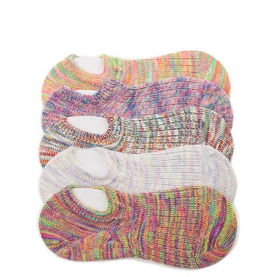 Main view of Womens Spacedye Liners 5 Pack