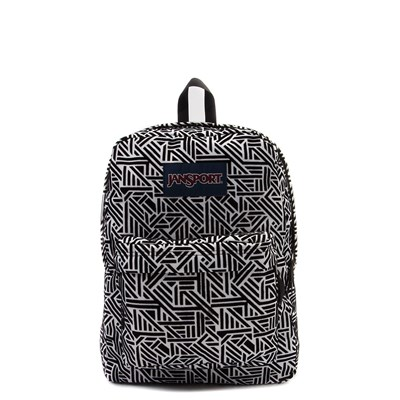 Main view of JanSport High Stakes Geo Flock Backpack