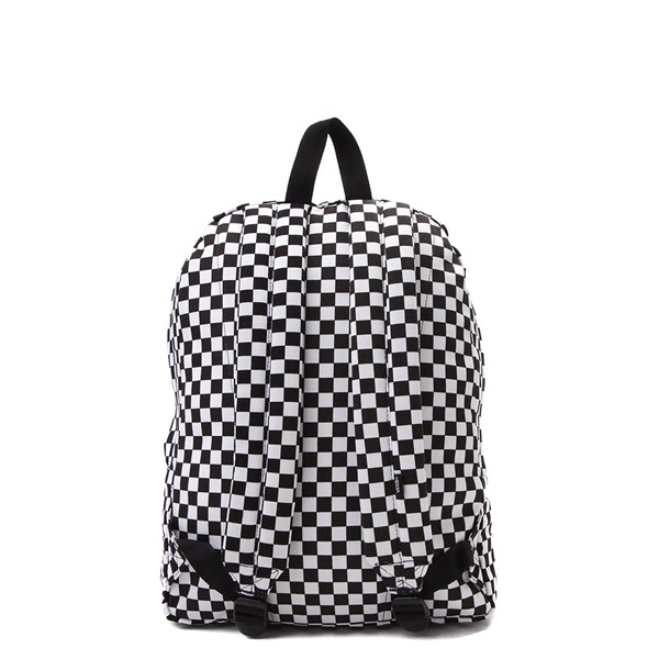 alternate image alternate view Vans Old Skool Checkered BackpackALT1