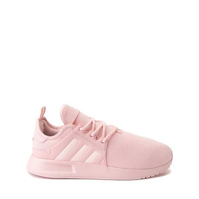 Main view of adidas X_PLR Athletic Shoe - Big Kid - Pink