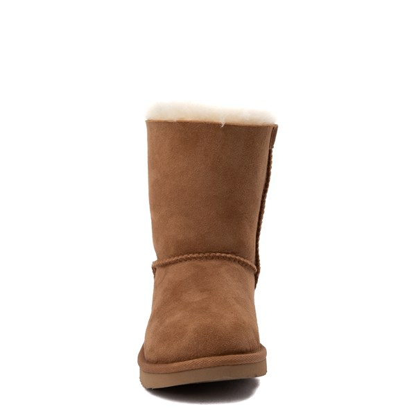 alternate image alternate view UGG® Bailey Bow II Boot - Little Kid / Big Kid - ChestnutALT4
