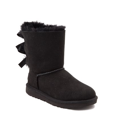 Alternate view of UGG® Bailey Bow II Boot - Little Kid / Big Kid