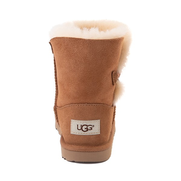 alternate image alternate view UGG® Bailey Button II Boot - Little Kid / Big KidALT4