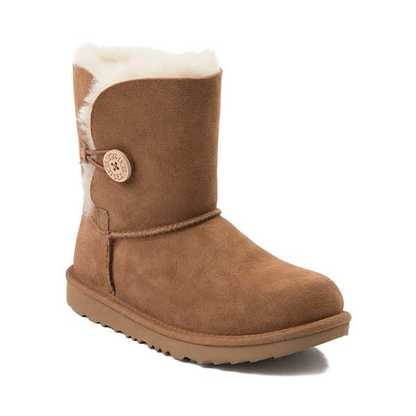 alternate image alternate view UGG® Bailey Button II Boot - Little Kid / Big KidALT5