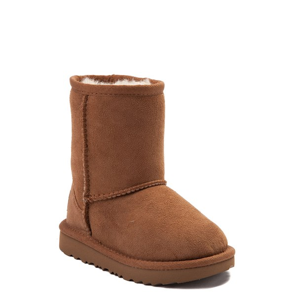 alternate image alternate view UGG® Classic Short II Boot - Toddler / Little KidALT1