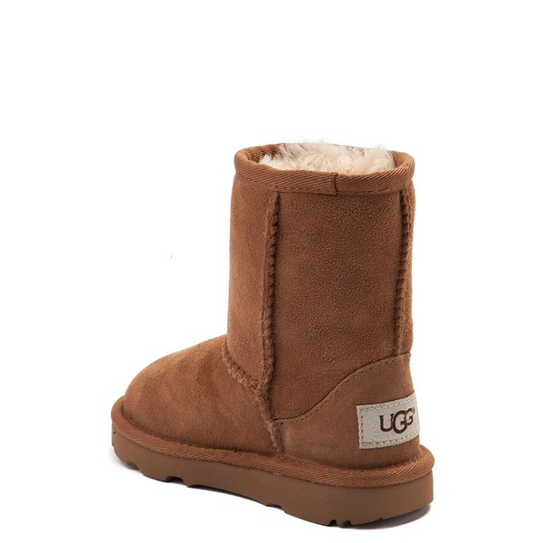 alternate image alternate view UGG® Classic Short II Boot - Toddler / Little KidALT2