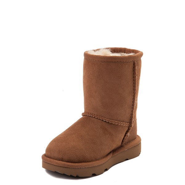 alternate image alternate view UGG® Classic Short II Boot - Toddler / Little KidALT3