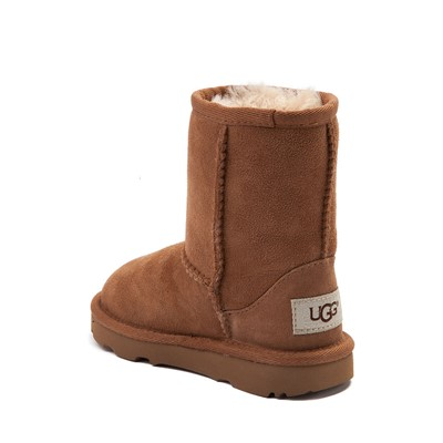 Alternate view of UGG® Classic Short II Boot - Toddler / Little Kid - Chestnut