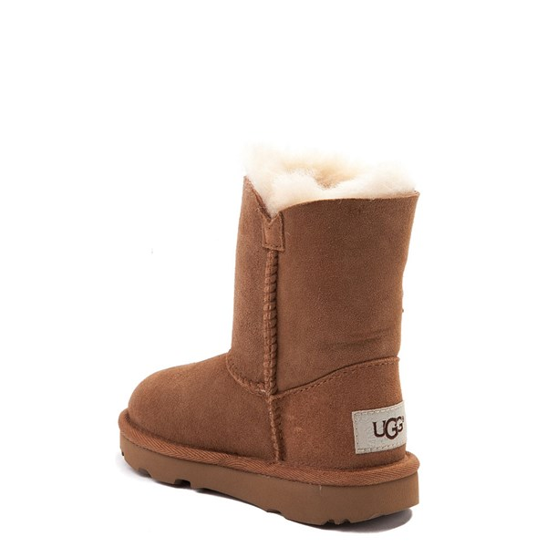 alternate image alternate view UGG® Bailey Button II Boot - Toddler / Little Kid - ChestnutALT2