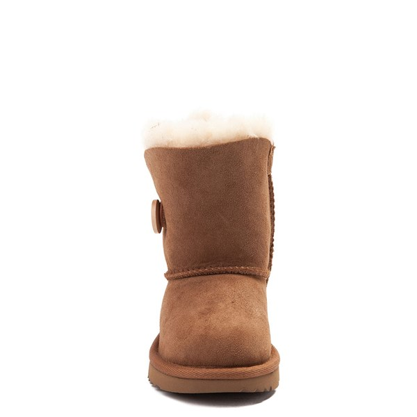 alternate image alternate view UGG® Bailey Button II Boot - Toddler / Little Kid - ChestnutALT4