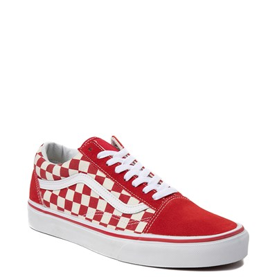 Alternate view of Vans Old Skool Chex Skate Shoe
